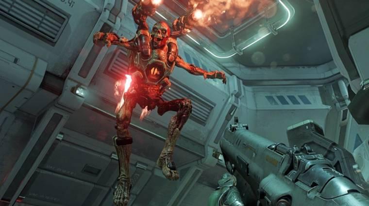 E3 2018 - nagyon valószínű, hogy bejelentik a Doom 2-t bevezetőkép