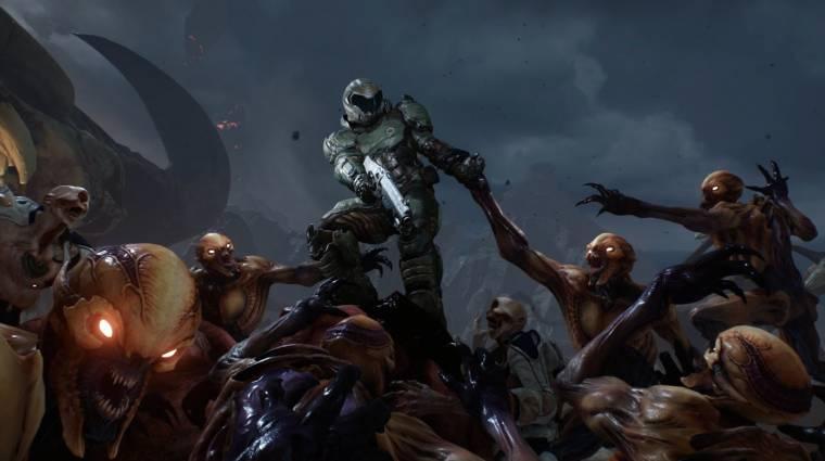 Úgy tűnik, készül egy új Doom film bevezetőkép