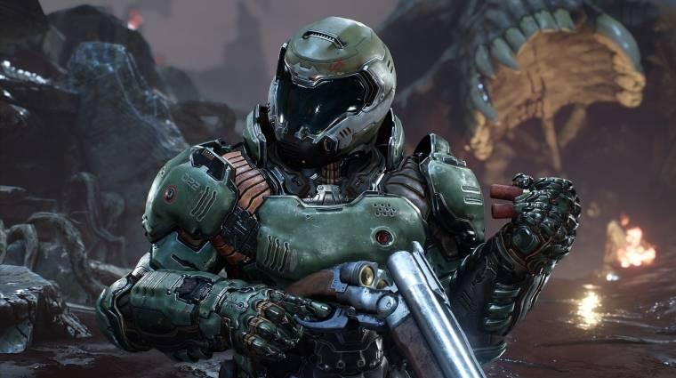 Nem csak a Doom és a Wolfenstein jön majd Switchre bevezetőkép