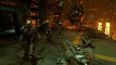 Doom - holnaptól konzolon is játszhatunk 4K-ban kép