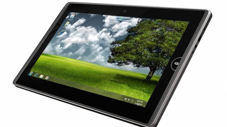 iPad után jön az Eee Pad kép