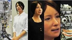 Az eddigi legélethűbb robot kép