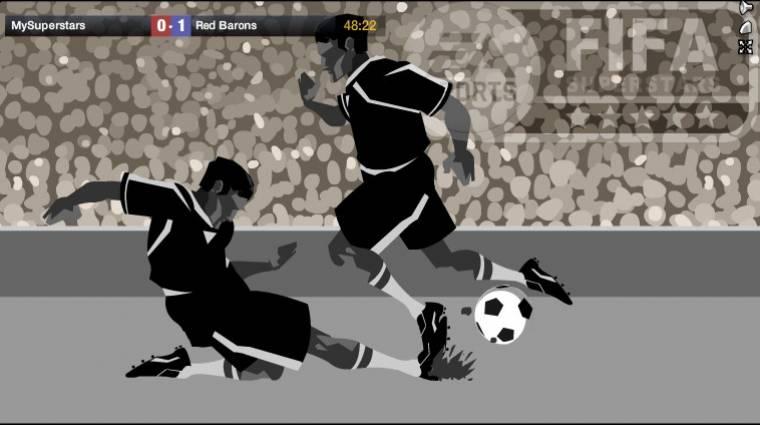 FIFA Supertars - EASports foci a Facebookon bevezetőkép