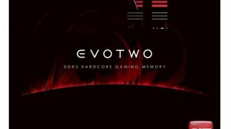 GeIL EVO TWO Gaming Series memóriacsalád: megérkezett a tuningosok játékszere kép