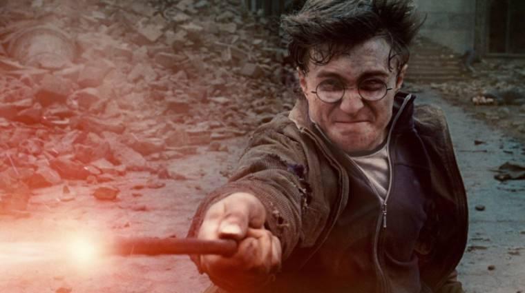 Sírva röhögtünk a gép által megírt Harry Potter sztorin kép