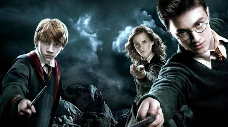 Tervben van egy élőszereplős Harry Potter-sorozat az HBO Maxra kép