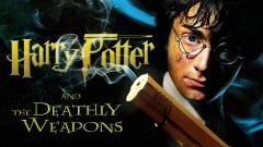 A géppisztolyos Harry Potternél ma már nem látsz furcsábbat kép