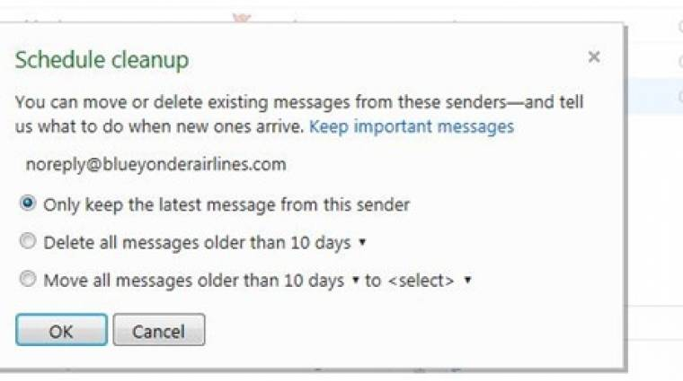 Extra funkciókkal bővül a Hotmail kép