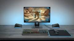 Itt vannak a HP villámgyors monitorai gamereknek kép