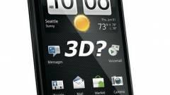 3D-s csúcsmobil érkezhet a HTC-től kép