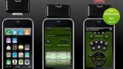 iPhone-ból távirányító kép