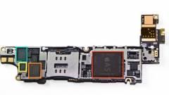 Csak 512 MB RAM került az iPhone 4s-be kép