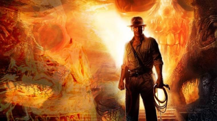 Indiana Jones játékon dolgozik a Bethesda egyik fejlesztőcsapata bevezetőkép