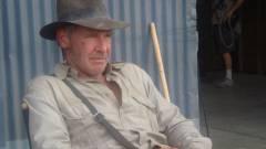 Az Indiana Jones 5 forgatókönyvét még csak most kezdték el megírni kép