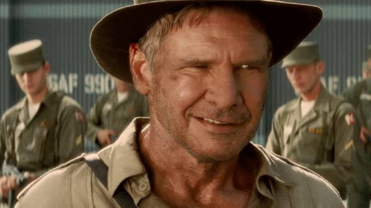 Harrison Ford elárulta, hogy ki lehetne az utódja Indiana Jonesként kép