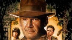 Jövőre forog az Indiana Jones 5 kép