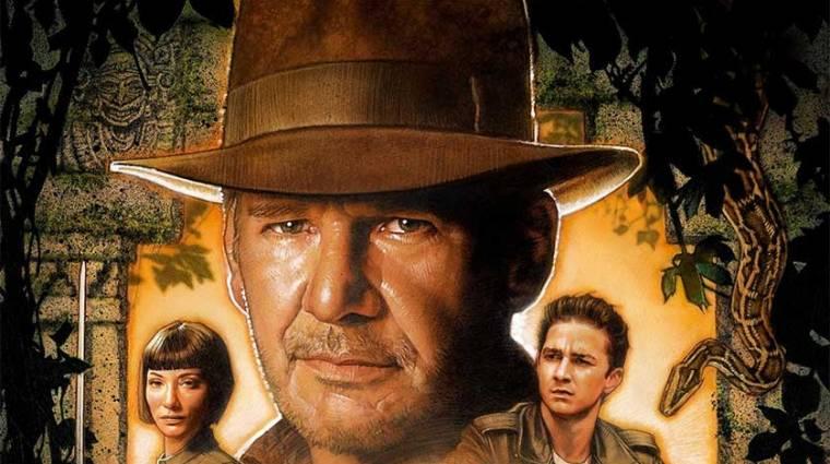 Steven Spielberg következő filmje az Indiana Jones 5 lesz kép