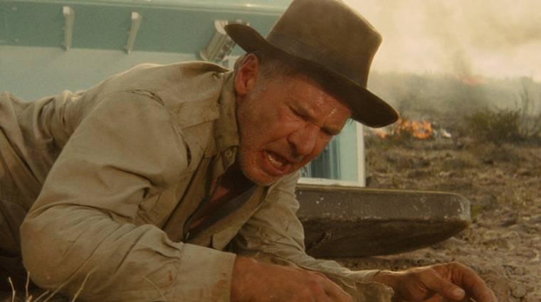 A Disney megerősítette az Indiana Jones 5 premierjét kép