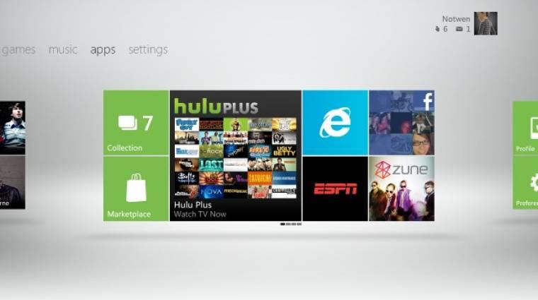 Xbox-ra megy az Internet Explorer kép