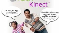 Kinect - előrendelhető, árral is ellátták kép