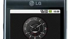 Dizájnos is, androidos is - itt az LG Optimus GT540 kép
