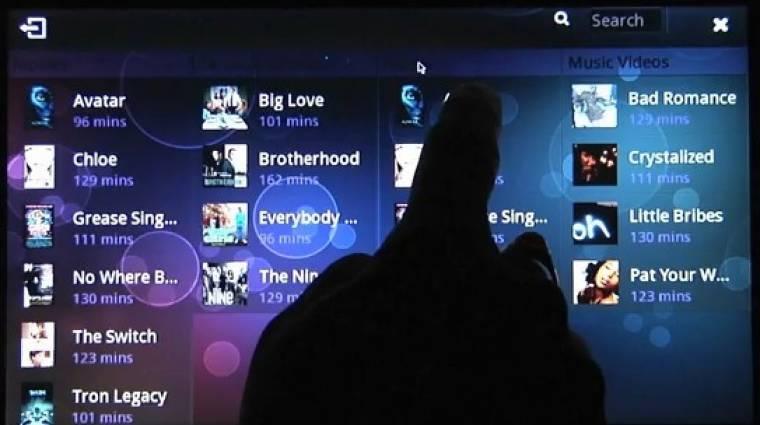Videón mutatták be az Intel Meego OS-t  kép
