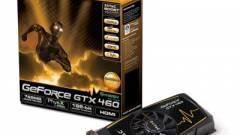 NVIDIA GeForce GTX 460 - Új sikerkártya a DX11-es érában kép