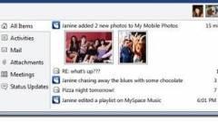 Minden közösségi oldal egy helyen - akár munka közben is kép