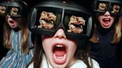 3D Blu-ray robbanás Japánban, 3D TV Angliában kép
