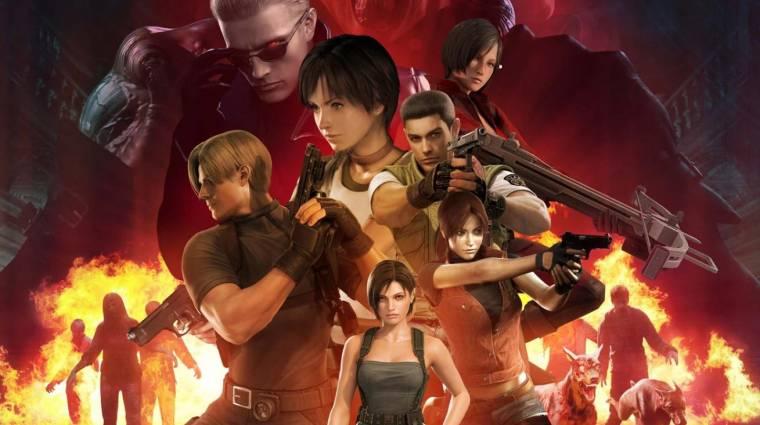 Ennél jobban nem is ünnepelhetjük meg a Resident Evil 25. szülinapját bevezetőkép