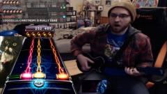 Ez a srác 9 éve próbált tökéletesen eljátszani egy számot Rock Bandben, elsírta magát, amikor sikerült kép