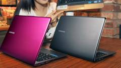 Sok új Samsung notebook érkezik kép