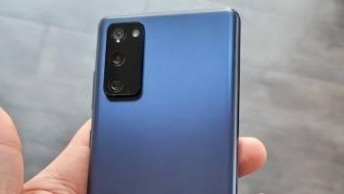 Már videón is látható a Samsung Galaxy S20 FE kép