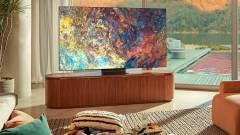 Kisebb és még nagyobb méretben is elérhető lesz a Samsung csúcskategóriás tévéje kép