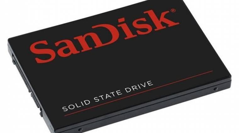 A SanDisk szerint az SSD-k éve jön kép
