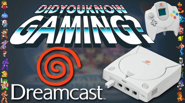 Sega Dreamcast - történelem óra, az érdekesebb fajtából bevezetőkép