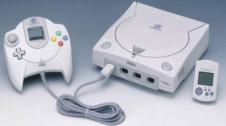 Érkezik a Dreamcast Mini? bevezetőkép