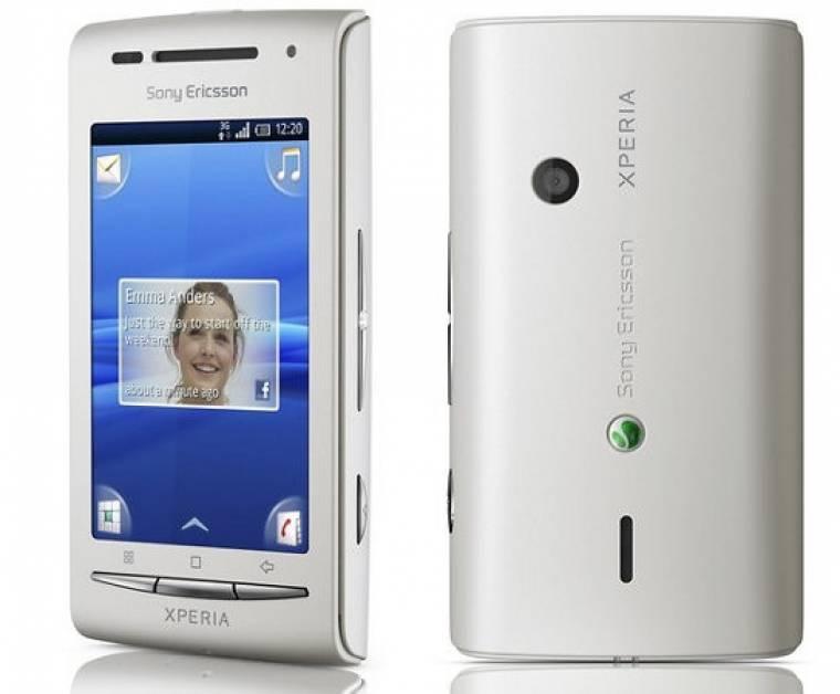 Sony Ericsson XPERIA X8 (Shakira)