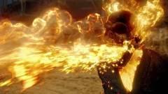 Nic Cage, a szégyentől lángoló - Szellemlovas 2 kritika kép