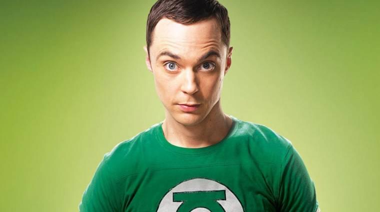 Saját sorozatot kaphat Sheldon Cooper kép