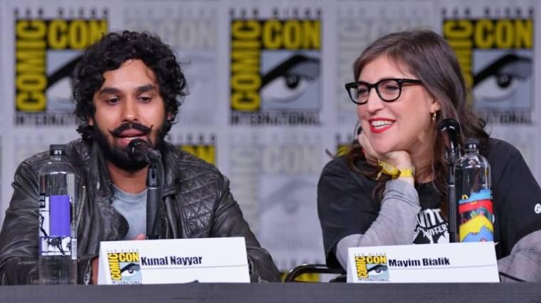 Comic-Con 2018 - infók az Agymenők 12. évadáról kép