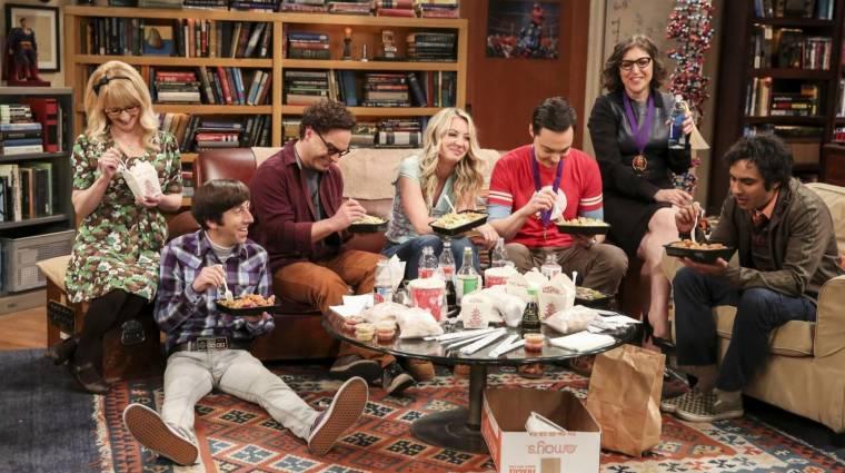 Többmilliárd dollárért szerzett exkluzív jogokat a Warner a The Big Bang Theory sorozathoz bevezetőkép