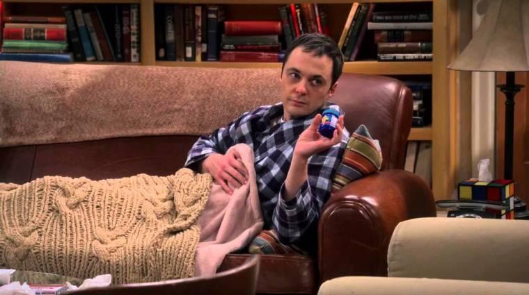 Jim Parsons is elkapta a koronavírust, és elképzelte, hogyan reagálna Sheldon Cooper a járványra bevezetőkép
