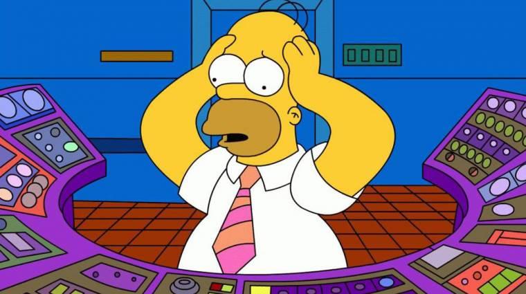 A Simpson család - további két évaddal meghosszabbították a sorozatot bevezetőkép