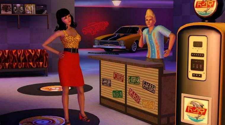 The Sims 3 - Fast Lane Stuff trailer bevezetőkép