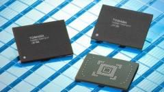 128 GB-os NAND Flash modul a Toshibától kép