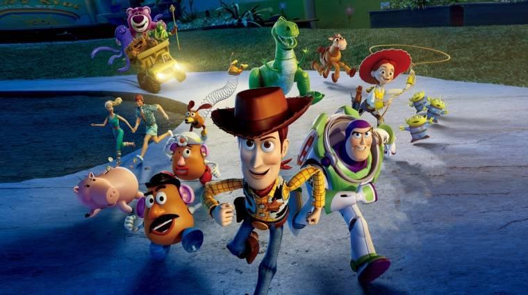 D23 Expo - a Toy Story 4 új rendezőt, a Jégvarázs 2 új címet kapott kép