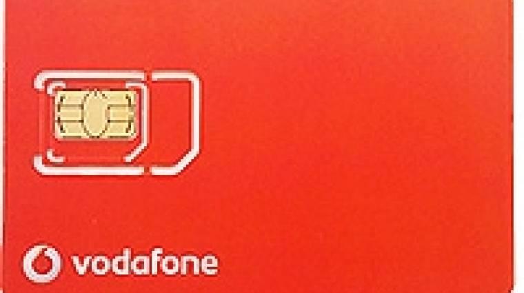 Micro SIM-kártyák a Vodafone-nál is kép