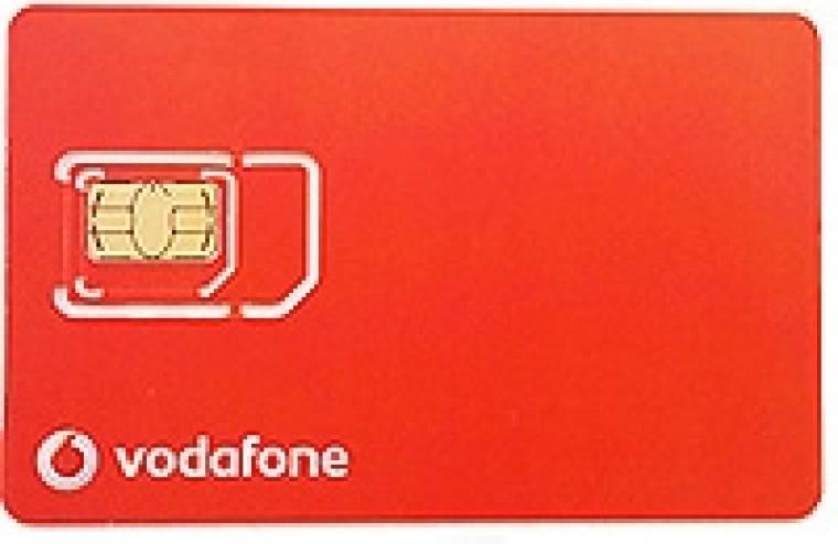 Vodafone Micro SIM