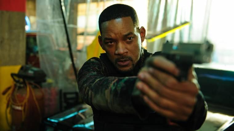 A Netflix ezúttal Will Smith új filmjét szerezte meg bevezetőkép